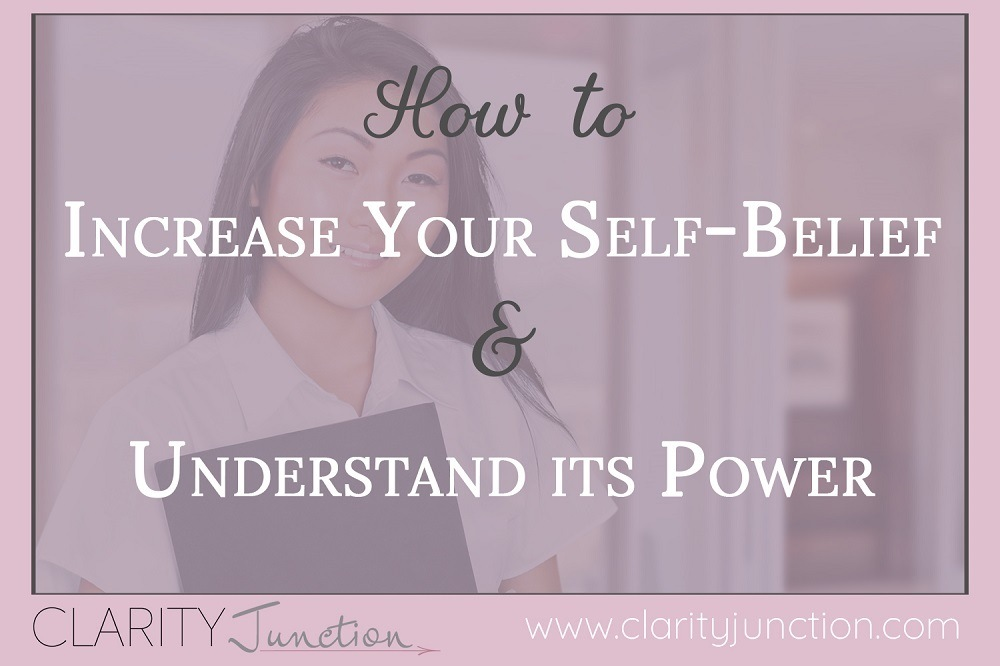 Increase Your Self Belief and Understand it's Power Podcast