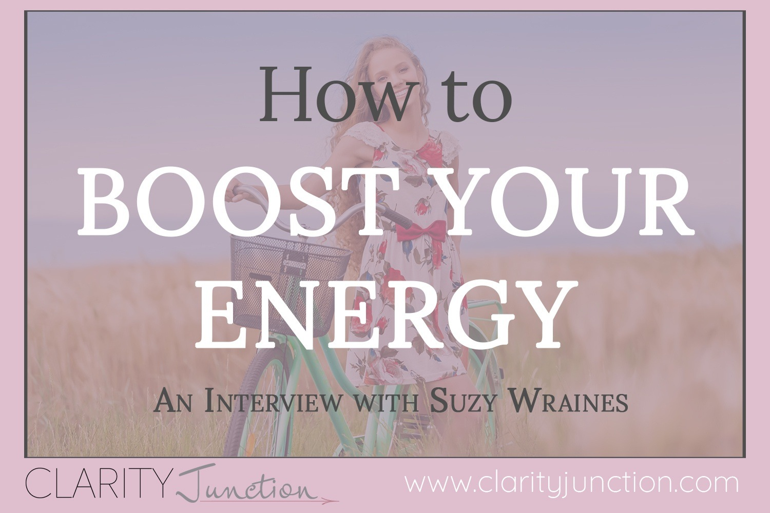 Podcast How to Boost Your Energy