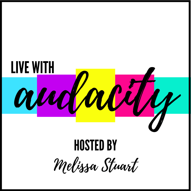 Live with Audacity