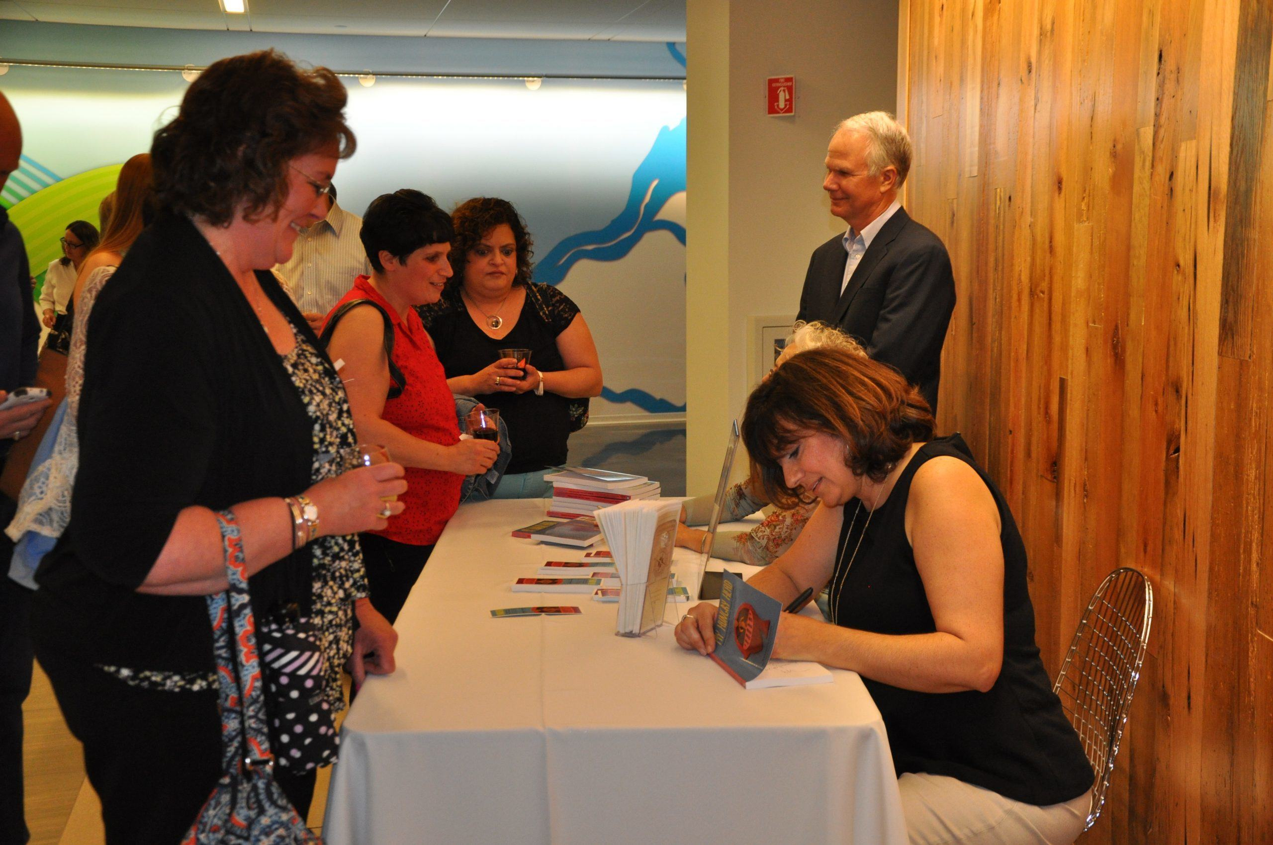 Marybeth Sherrin Book Signing