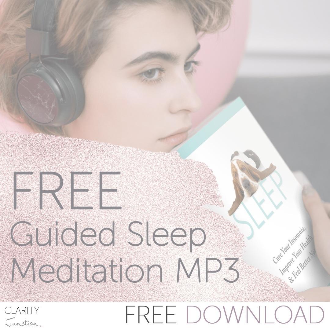 Sleep Meditation MP3