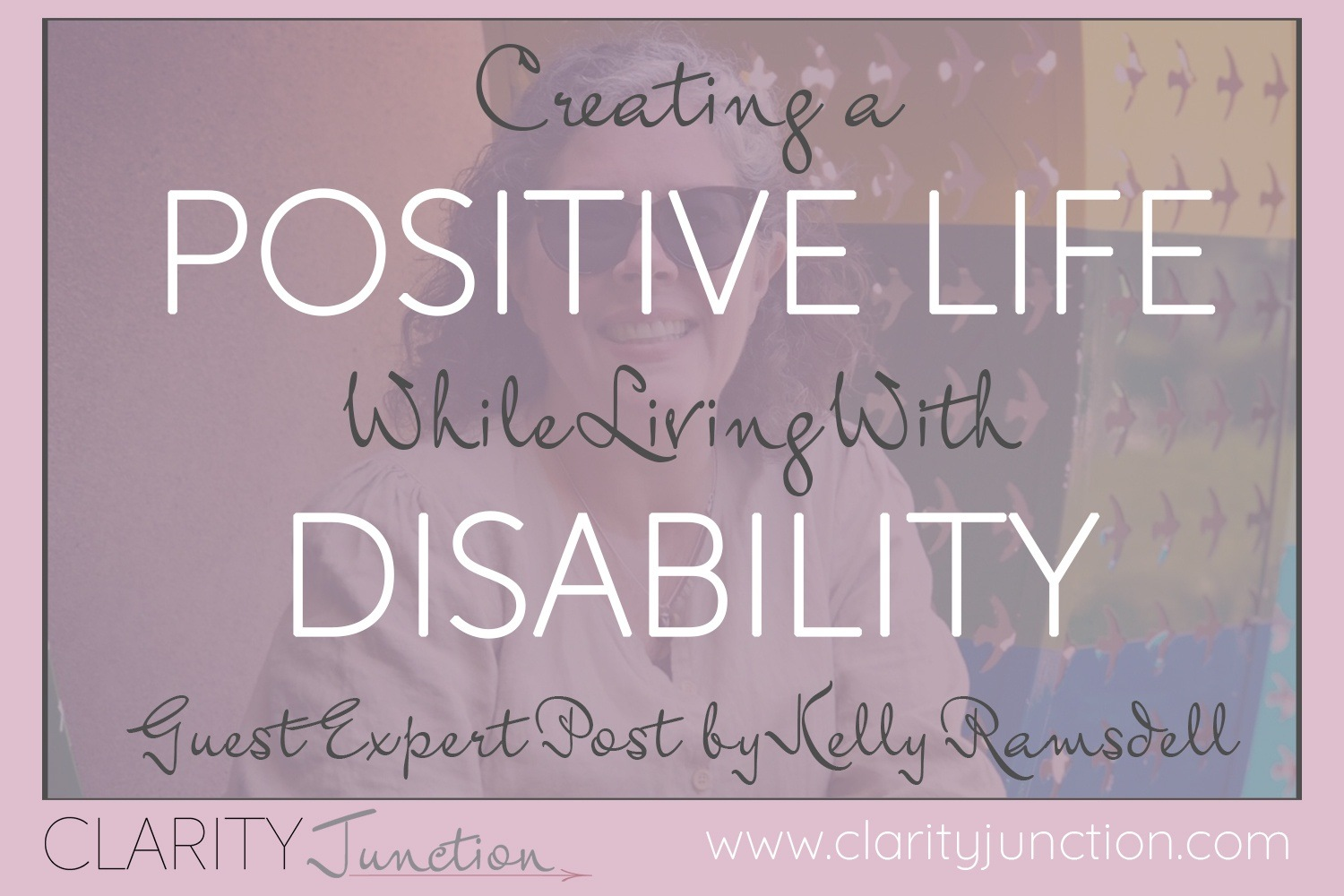Kelly Ramsdell Living With Disability