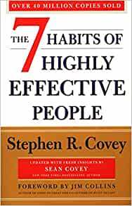 Balance - The Seven Habits of Highly Effective People