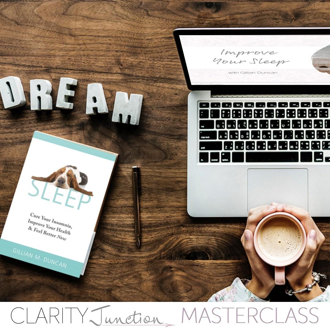 Improve Your Sleep Masterclass