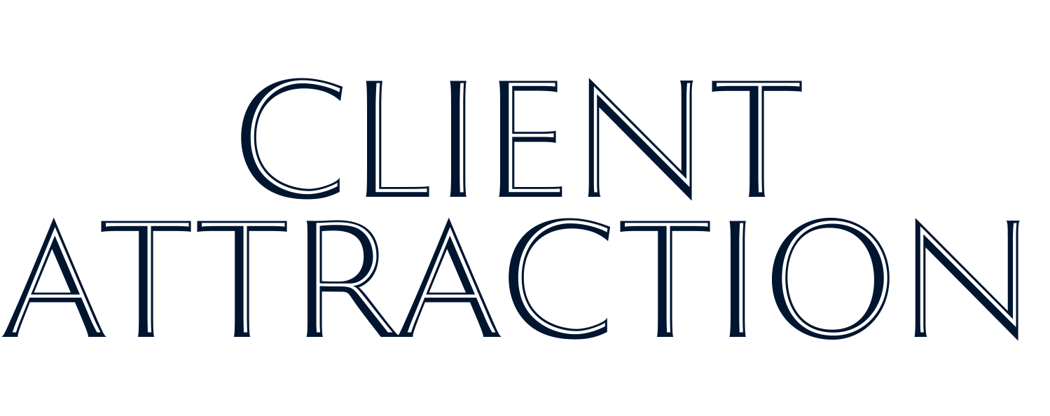 5 Step Client Attraction